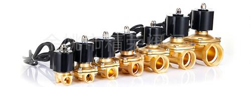 电磁阀的分类及应用范围