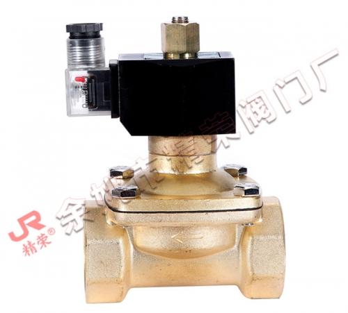 2W黄铜常开电磁阀(2W-40K(1.5寸))