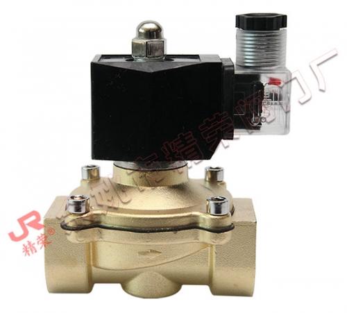 2T-25煤气电磁阀(1寸)