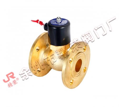 法兰连接电磁阀(2L-350-40F)