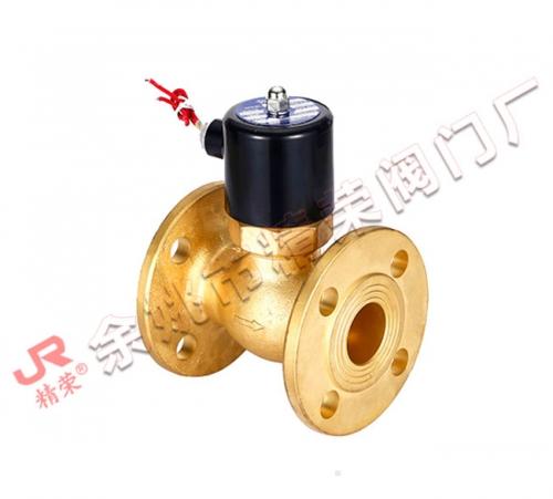 先导活塞式法兰电磁阀(2L-300-32F)