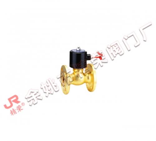 直动式蒸汽法兰电磁阀(ZQDF-25F)